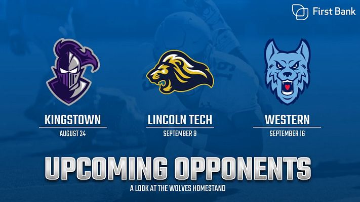 Upcoming Opponents