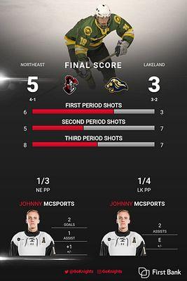 Hockey Infographic